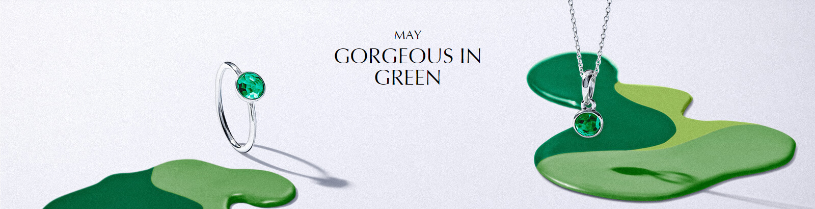 Pandora Color Of The Month: May's Gorgeous In Green Birthstone Collection