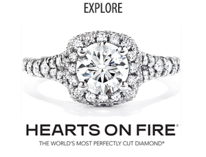 Hearts On Fire - Engagement Rings