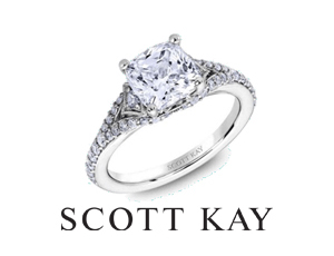 Scott Kay - Engagement Rings