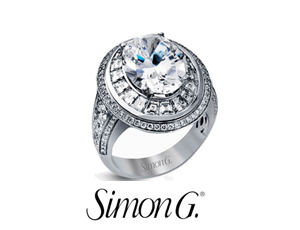 Simon G - Engagement Rings