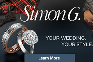 Simon G - Wedding Rings