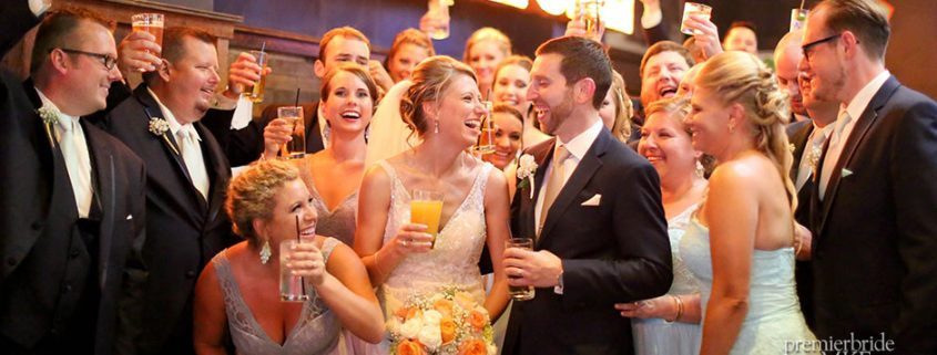 BETHANY & BOB'S FUN-FILLED AND HEARTFELT WEDDING AT THE MARRIOTT WEST