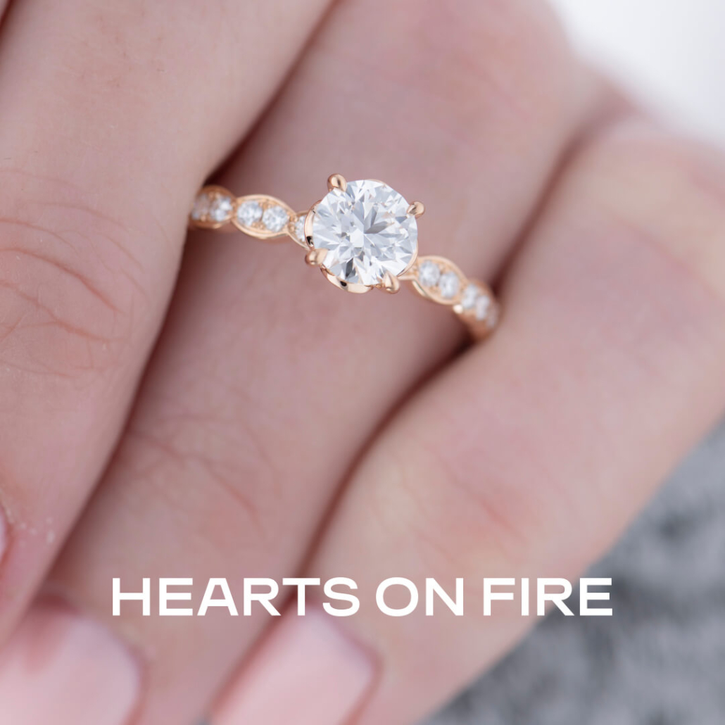 79feae8f9 Hearts On Fire Engagement Rings & Wedding Bands | Browse Rings
