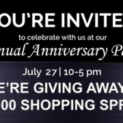 Win A $3000 Shopping Spree!