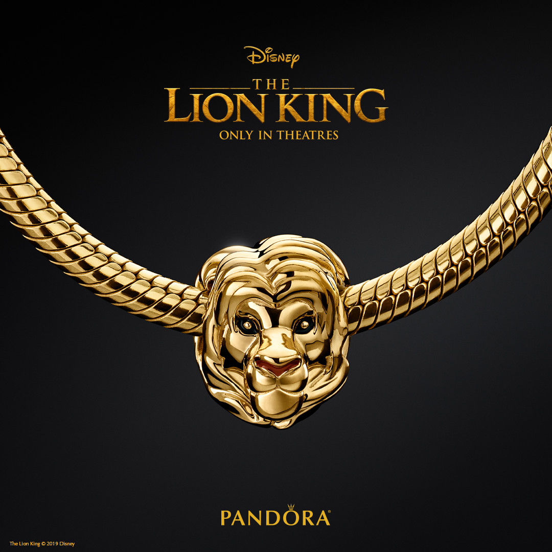 New Pandora Jewelry From Disney's the Lion King at The Diamond Center