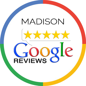 Google Reviews for Madison Location