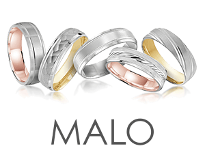 Mens Wedding Bands - Malo