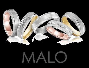 Mens Wedding Bands - Malo