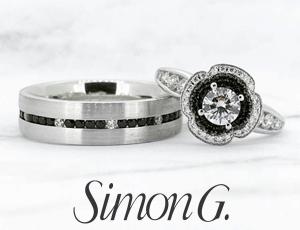 Simon G - Wedding Rings