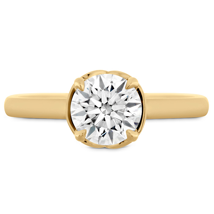 JULIETTE SOLITAIRE ENGAGEMENT RING