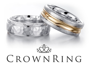CrownRing Wedding Bands