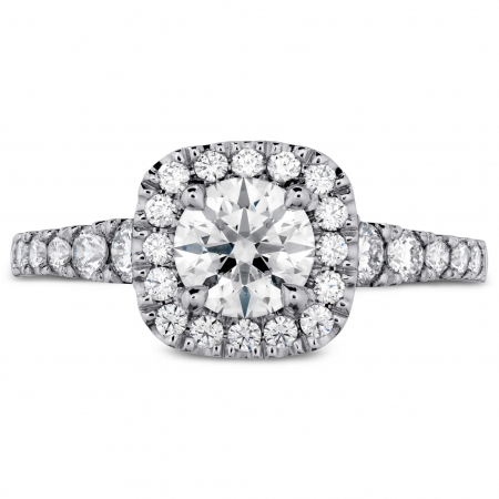 1.4 CT. SINGLE HALO DREAM
