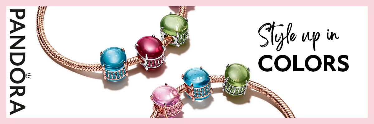 Pandora Jewelry   Pandora Colours